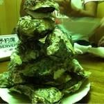 14116778 - 牡蠣のガンガン焼き