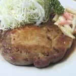 洋食 キラク - ポークソテー