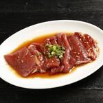 焼肉牛星 - 料理写真:牛星ロース