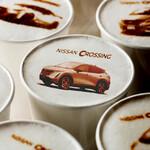 "CROSSING CAFÉ - ""MACCHI-ART"""
