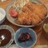 鶴亀 - 料理写真:特大ロースとんかつ定食