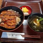 魚六 - うなぎ丼