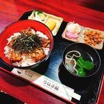 Unagiya - うな丼2300円
