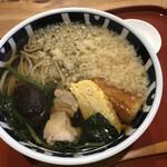 手打ち蕎麦 ルチン - 料理写真:五目たぬき 900円