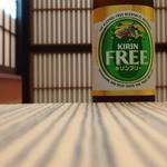 みそ乃 - ビールが飲みたい