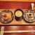 居酒屋 たぬき - 前菜の三品