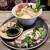 スリーリトルピッグス - 料理写真:ラーメンプレート