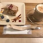 シャワー パーティ カフェ -