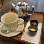 カフェサロンソンジン - キリマンジャロコーヒー