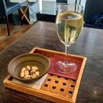 カフェサロンソンジン - 白ワイン