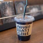 アグロ ロースト コーヒー - ドリンク写真:アイスコーヒー
