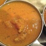 Truly south indian dakshin yaesu - チキンカレー