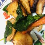 サルメリア ガリバルディ - 焼き野菜のバルサミコ酢和え