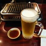 ホルモン・焼肉 キムチ -