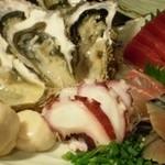 和浦酒場 弐 - 全国の旨い魚介類