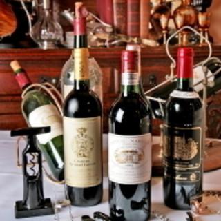 《フランスのワインを中心に・・・!》