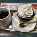 カフェ・ベローチェ - ホットコーヒとゼリーを購入しました