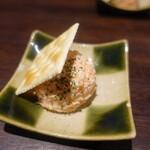 サーモンベーネ - 鮭明太子ポテサラ
