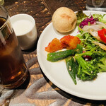ナポリの食堂 アルバータ アルバータ - ドリンクはLINEで友達になり無料に