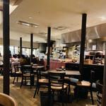 ナポリの食堂 アルバータ アルバータ - 店内