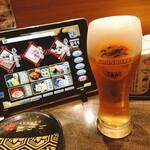 141196273 - 生ビール (580円)