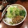 ヌードル ラボラトリー 金斗雲 - 料理写真:黄雲(ヤサイマシマシ(白ネギ無し))