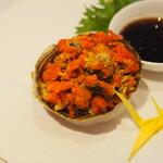 141198888 - 上海蟹!食べやすくほぐしてあります