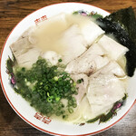 麺処 錦 - 料理写真:チャーシュー麺