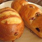 1412830 - 食事系のパン♪
