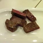 14120583 - オージービーフのステーキ