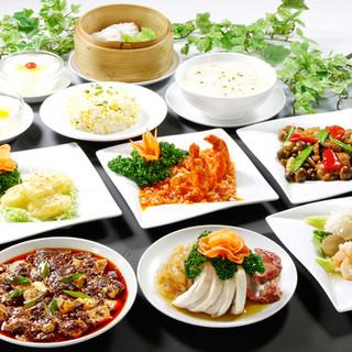 本場・四川料理の味にこだわっています!