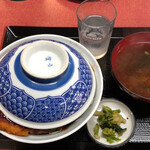 マルモ食堂 - 料理写真:ソースカツ丼