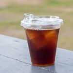 サンスタッシュコーヒー ベイ - ドリンク写真:アイスコーヒー(コロンビア)