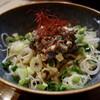 らーめん かねかつ - 料理写真:秋刀魚のまぜそば(1,200円税込)