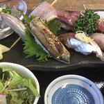 佐島かねき - 地魚にぎり