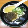 丸藤 - 料理写真:湯どうふ 160円
