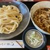 手打ちうどん さわいち - 料理写真:肉なす汁うどん  830円