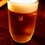 14122542 - 生ビール(アサヒビール)