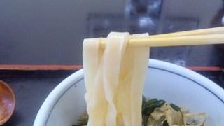 浅田屋 - ツルツルナガナガの麺♪