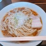 麺処 遊 - 料理写真:煮干しそば中