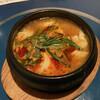 はんあり - 料理写真:スンドゥブチゲ鍋