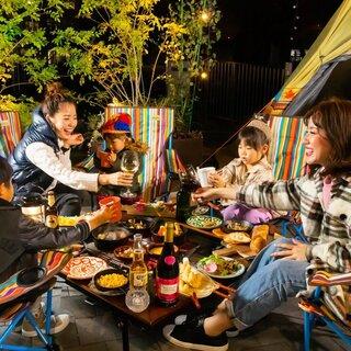 """LOGOSコラボ企画""""キャンプ料理""""がお楽しみ頂けます!!"""