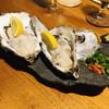 Uomichi - 料理写真:岩牡蠣