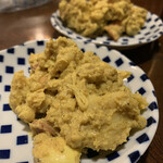 Waurasakabani - ポテトサラダカレー味