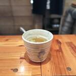 焼鳥 うの - スープ