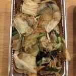 大衆中華 宝来 - 野菜炒め