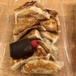 大衆中華 宝来 - 焼き餃子