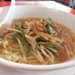萬華城飯荘 - 料理写真:
