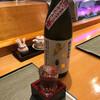 安兵衛寿し - ドリンク写真:大山特別純米酒ひやおろし