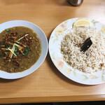 HALLAL FOOD MARHABA - シャヒビーフ ハリーム♪
